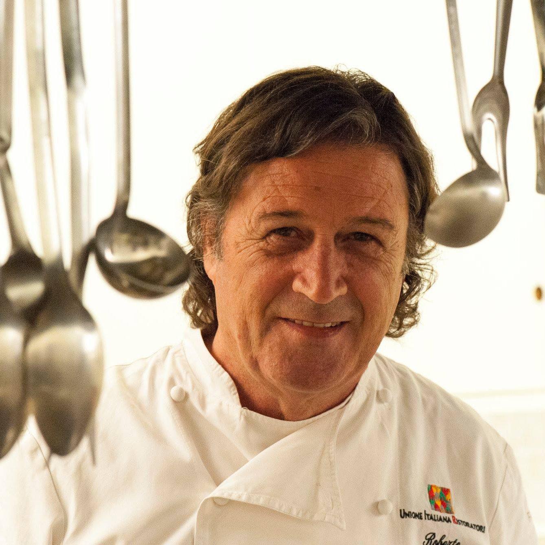 chef Roberto Meneghini Trattoria Sette Teste