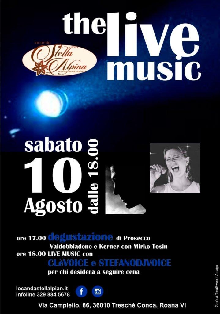 Locanda Stella Alpina Live Music