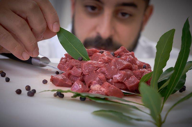 chef Lorenzo Peron