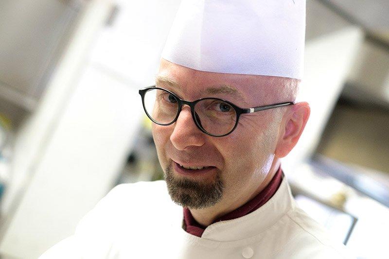 chef Riccardo Cunico