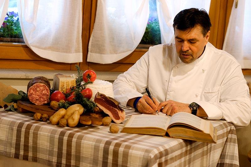 chef Franco Tura