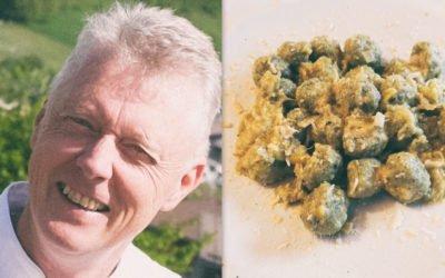 chef Giorgio Mosele: Gnocchetti di Tarassaco, Ricotta e Asiago Fresco DOP