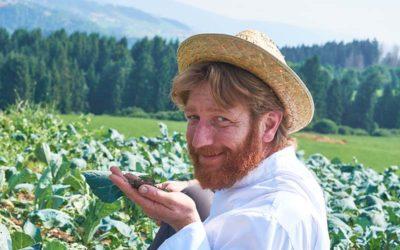 Massimo Spallino: uno chef tra gli orti del Bisele